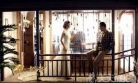 拍摄浪漫婚纱照的时候可以用哪些姿势