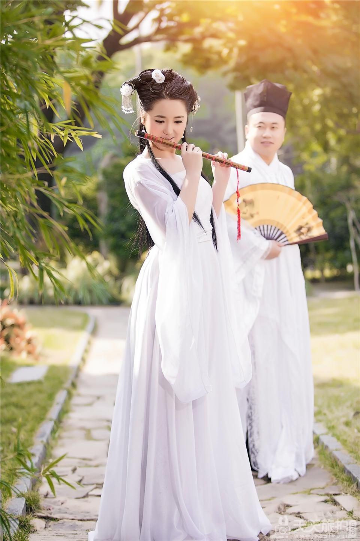 古装婚纱照欣赏