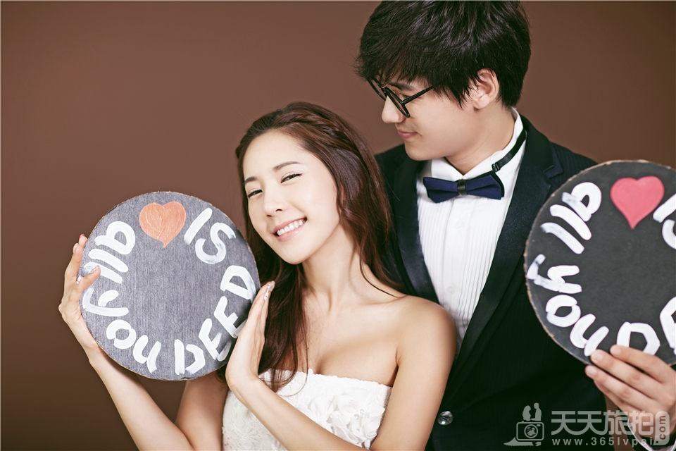 厦门韩式婚纱照