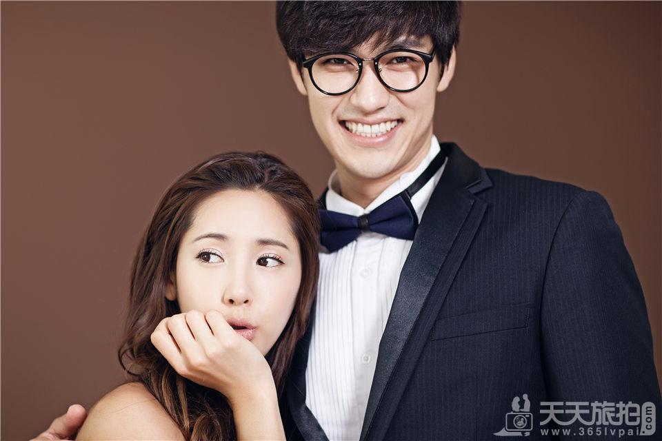 内景韩式婚纱照