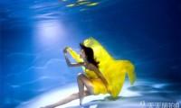 厦门水下比基尼婚纱照欣赏