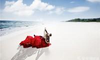 三亚海景高端婚纱摄影欣赏