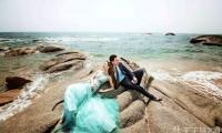 教你如何在婚纱摄影中留下最美笑容