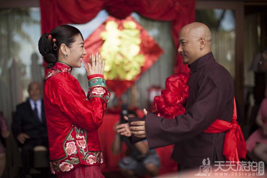 婚礼中选择旗袍礼服的注意事项