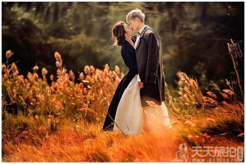 爱,没有不一样!超浪漫同志婚纱照特辑
