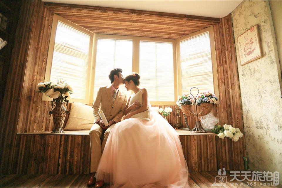 厦门韩式婚纱摄影欣赏