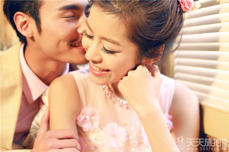 古典韩式婚纱照