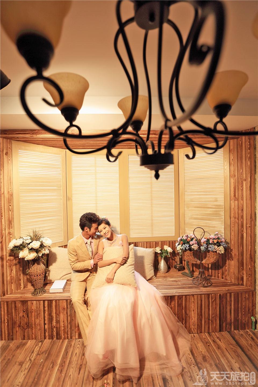 甜蜜韩式婚纱摄影