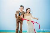 海边拍婚纱照要注意什么?