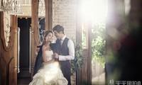 韩式唯美婚纱照欣赏
