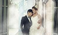 厦门唯美韩式婚纱照欣赏展示