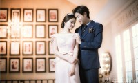 最新韩式婚纱摄影欣赏
