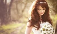 除了婚纱之外的烦恼 挑选新娘发型指南