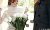 韩式婚纱照展示欣赏