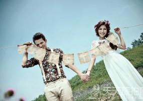 【韩式风格婚纱照】独有的特色和优势有哪些