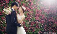 【韩式风格婚纱照】拍摄前新娘应该如何选择手捧花