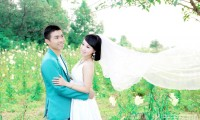 【浪漫婚纱照】拍摄时应该做些什么