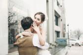 【90后韩式婚纱摄影】教胖新娘如何选到合适自己的婚纱