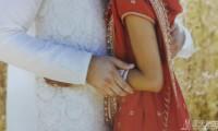婚纱摄影手部姿势技巧