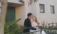 婚纱摄影中坐姿的重要性