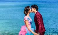 【巴厘岛婚纱摄影】教新人在拍摄婚纱照前怎么选择头纱