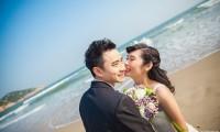 该怎么选择适合自己的婚纱照风格