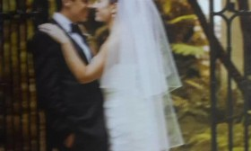 婚纱照的脸部姿态(1)