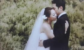 婚纱照的脸部姿态(3)