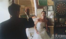 婚纱摄影技巧:摄影镜头下的运动动作(1)