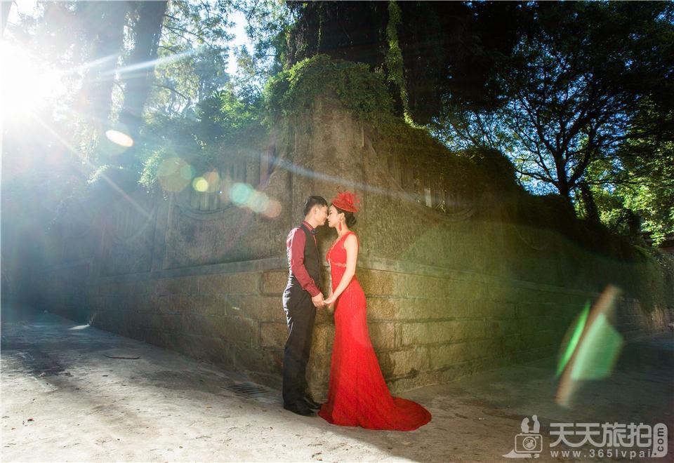 鼓浪屿婚纱摄影欣赏