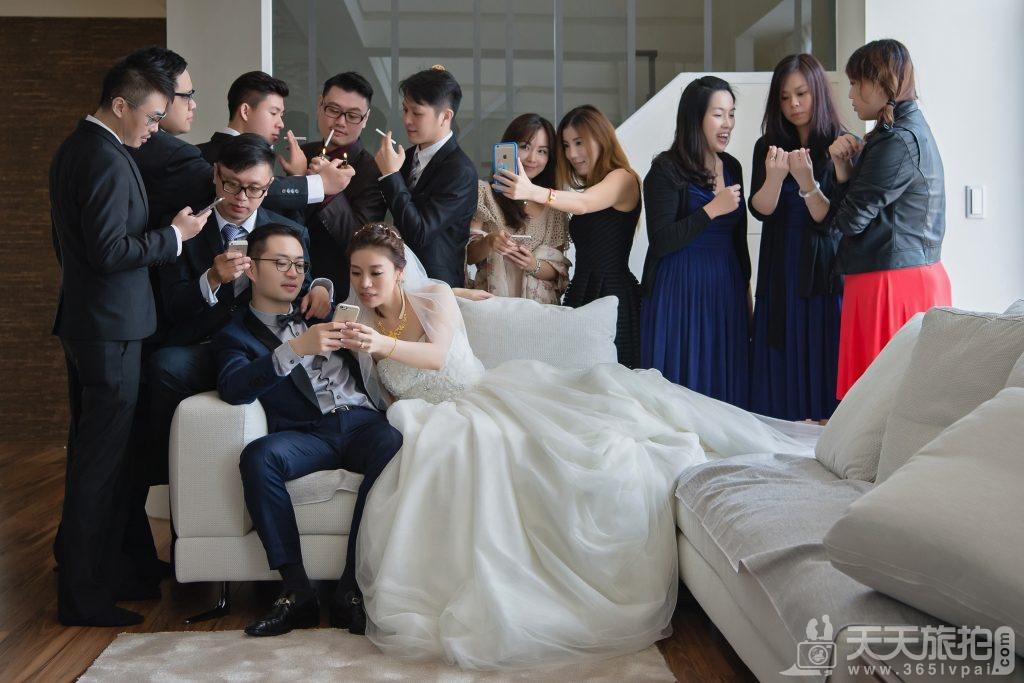 以照片传达善意 捕捉美丽片段的婚礼纪实者【15】