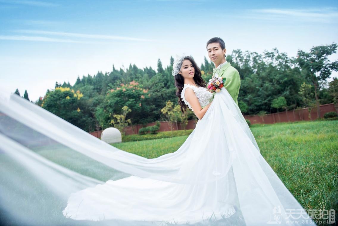 一月份拍婚纱照冷吗 几月拍婚纱照最好