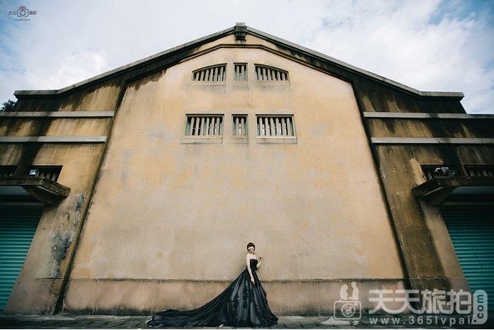 10张超有感台湾味婚纱照!每个角落都是我的专属摄影棚【7】