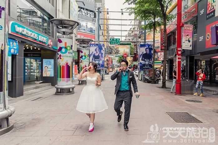 10张超有感台湾味婚纱照!每个角落都是我的专属摄影棚【9】