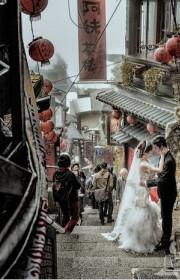 10张超有感台湾味婚纱照!每个角落都是我的专属摄影棚