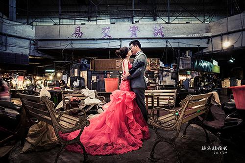 10张超有感台湾味婚纱照!每个角落都是我的专属摄影棚【10】