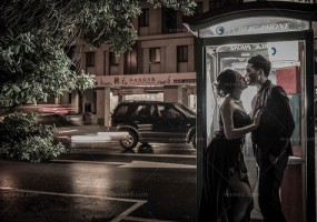 下雨也能拍出另外一番浪漫情境!意外场景☂美丽爱情