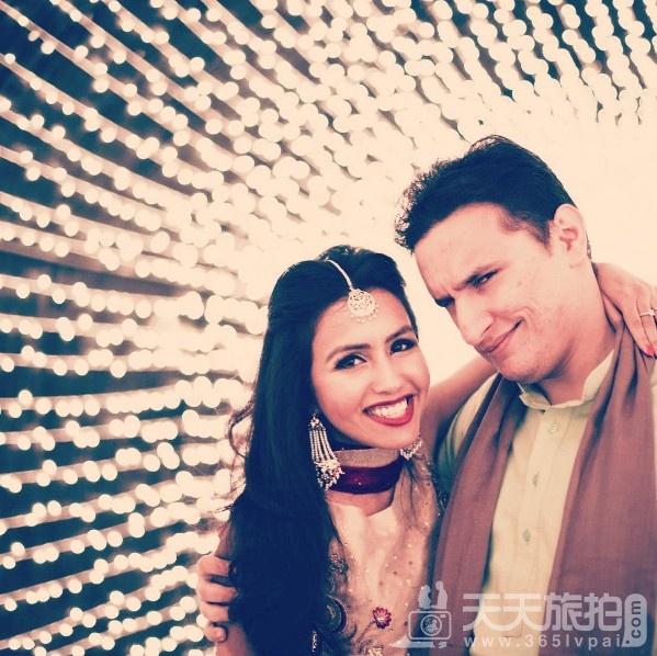 蜜月没老公!史上最衰新娘教你如何拍摄没有老公的蜜月照XD【20】
