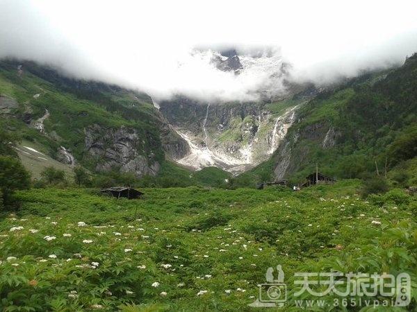 梅里雪山亲子游,畅游香格里拉徒步雨崩【34】