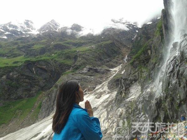 梅里雪山亲子游,畅游香格里拉徒步雨崩【38】