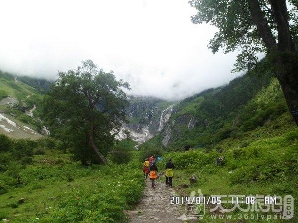 梅里雪山亲子游,畅游香格里拉徒步雨崩【33】