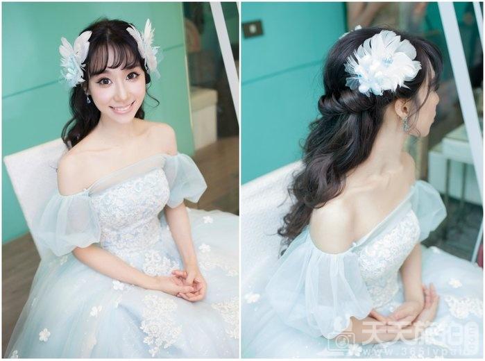5个经典不败的新娘造型!想从灰姑娘变成公主就靠它们了【5】