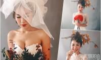 爱瑞思专访 将造型加分而非改变 提升新娘自身的美