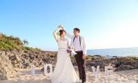 海岸户外婚礼8个必备条件 沙滩和大海让人幸福
