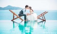 三亚婚纱照如何才能让自己的婚纱照更有大片的感觉