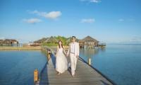 马尔代夫海外婚纱摄影蜜月旅游分享