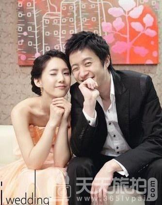 韩式唯美婚纱照图片 摄影棚内的独家记忆【4】