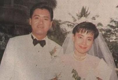 大腕明星二十年前婚纱照回顾【1】