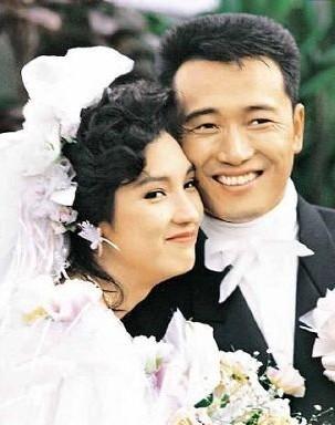 大腕明星二十年前婚纱照回顾【3】