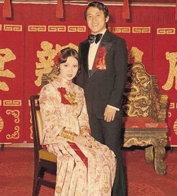 大腕明星二十年前婚纱照回顾【4】